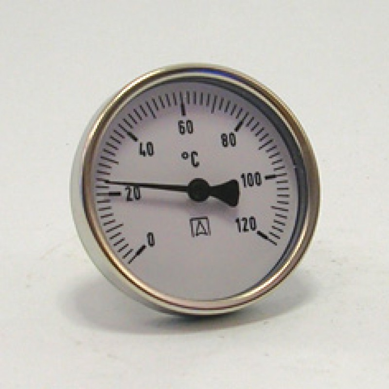 thermometer 0-120 1  2 aansluiting