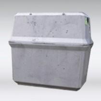 Rechthoekige betonputten