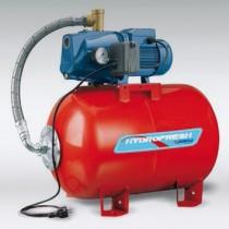 Hydrofoorgroep met zelfaanzuigende centrifugaalpomp