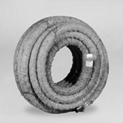 Drainage buis kokos 750, L= 50 meter