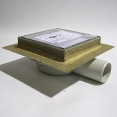 Vloerput aquafente 150x150 zijuitloop
