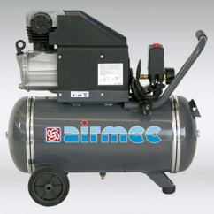 Airmec compressor C 25 langzaamloper