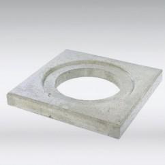 Gewapend Beton-drukverdeelplaat 315 mm