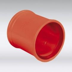 PVC mof rood