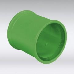 PVC mof groen