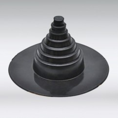 Groofy EPDM pipe seal