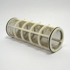 RVS filterkorfen