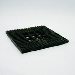 Los  gietijzer  deksel  20x20