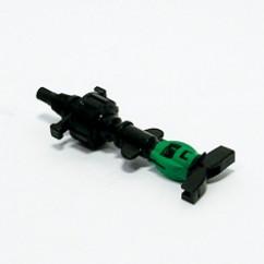 Dan  kassproeier  green-spinner  3/8