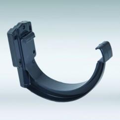 Nicoll gevelbeugels mastgoot 115 mm antraciet