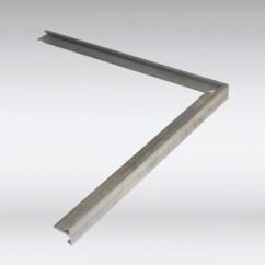 Aluminium binnenhoek trim