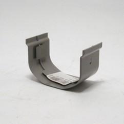 Verbindingstuk  slon  65  mm  grijs