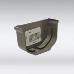 Eindschotten S-lon 65 mm grijs