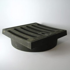 Gietijzer  bovendeel  315  mm  vergrende