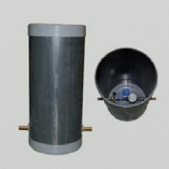 Watermeter-put  400  mm  compleet  voorg