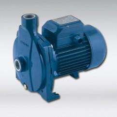 Niet zelfaanzuigende centrifugaal waterpompen