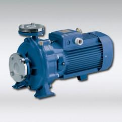 Niet zelfaanzuigende centrifugaal waterpompen - F Serie