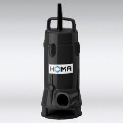 TP28   Dompelpompen voor vuilwater met vaste stoffen