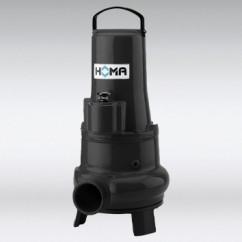 TP50   Dompelpompen voor vuil- en afvalwater