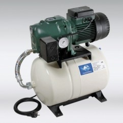 DAB Hydrofoor Aquajet 132/20 230 volt