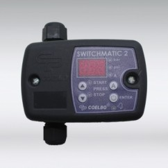 Switchmatic digitale drukschakelaar