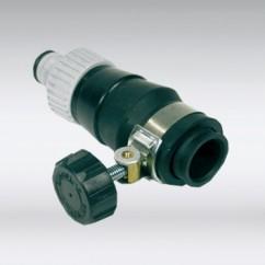 Siroflex rubber kraan-koppeling