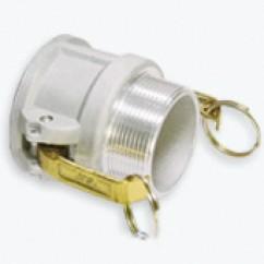 Snelkoppeling type 633 B vrouwelijk met buitendraad