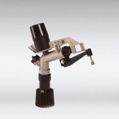 Komet F41 rondsproeier, standaard nozzle 5 mm.
