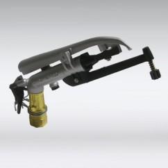 Komet R20 sectorsproeier, standaard nozzle 8 mm.
