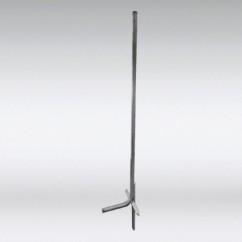 Sproeipen 1'' hoogte 1500