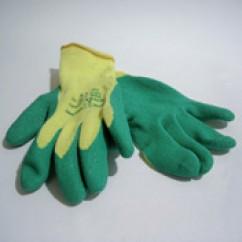Paar handschoenen  m-safe  grip  groen