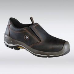 Paar Gri-sport instap schoenen