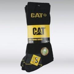 CAT sokken 3-pack