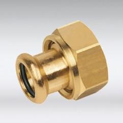 Bonfix press wartelkoppeling