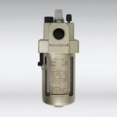 Compressor olienevelaar  3/8-1/2 6000