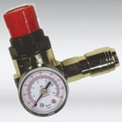 Compressor drukregelaar  1/4 aansluiting