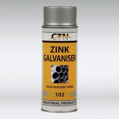 CTN galvaniser