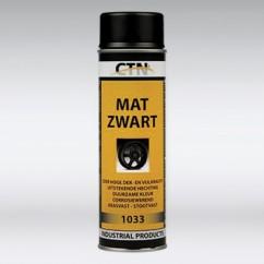 CTN mat zwart coating