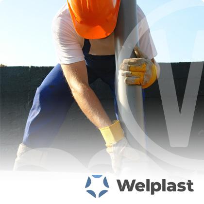 Wellplast rioolafvoer hulpstukken